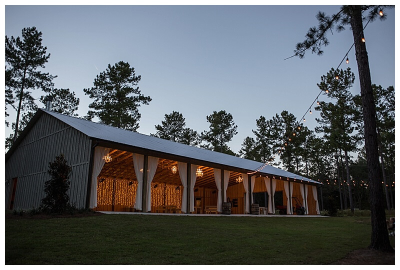 Tallahassee Amp Thomasville Venue Loblolly Rise Barn